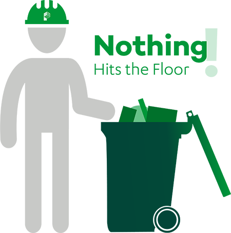 Nothing Hits the Floor logo