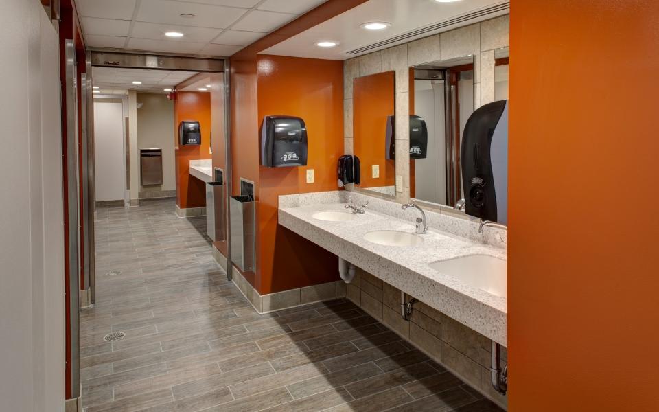 purdue university harrison residence hall restroom renovation