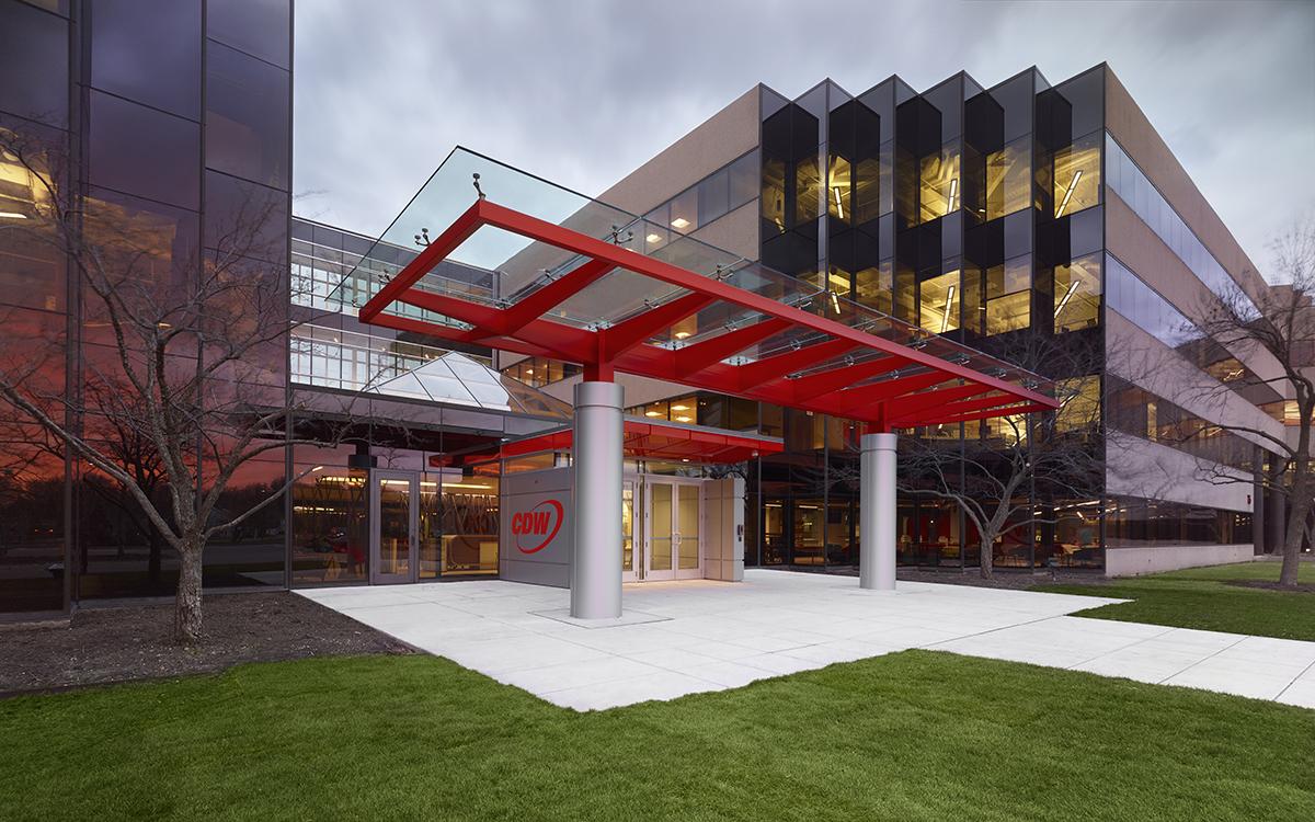 Cdw Headquarters Pepper Construction