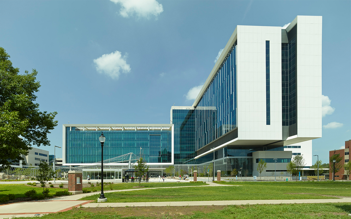 Sidney Amp Lois Eskenazi Hospital And Eskenazi Health Campus