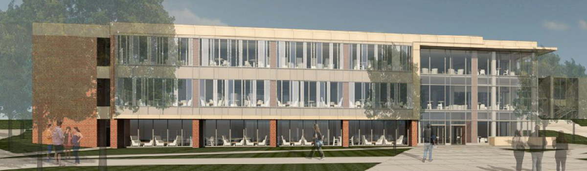 Harper-College-Library-Rendering