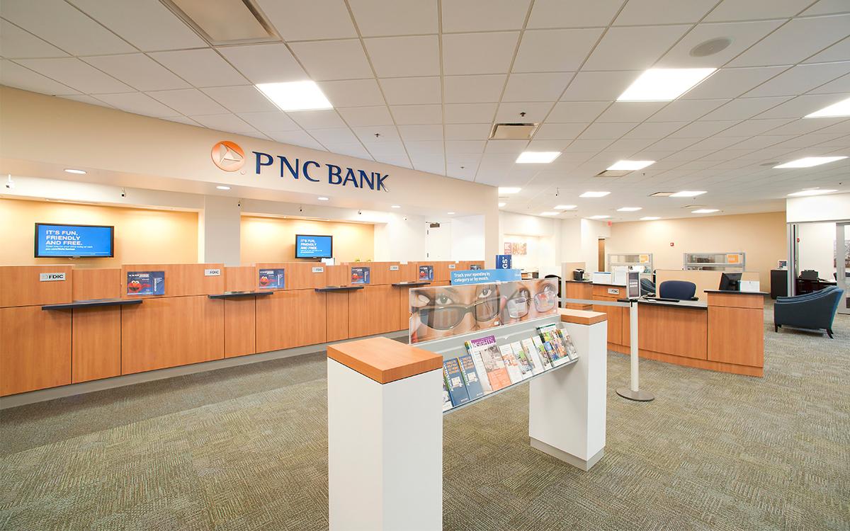 PNC Bank Branch Renovations   Pepper Construction