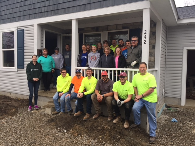 Habitat for Humanity Volunteer Day