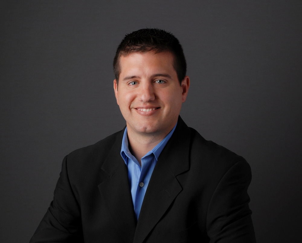 Project Manager Tyler Schaffer was named one of CenterBuild's 20 Leaders Under 40