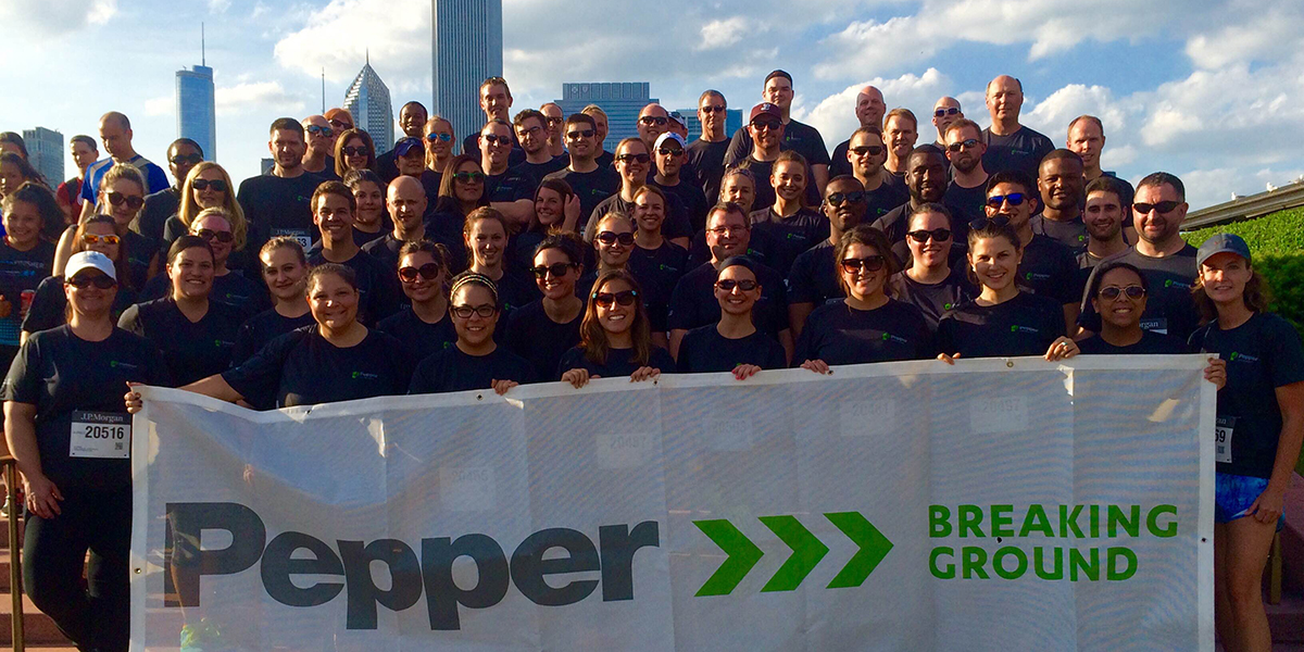 Pepper Construction Company 2017 Corporate Challenge