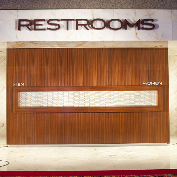 Casino-restrooms