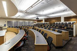 Monmouth College lecture hall