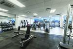 Chamberlain Headquarters fitness center