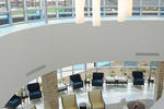 Community South Cancer Center lobby