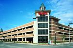 Pepper built Harrah's JJoliet Hotel and Casino parking garage for 700 cars