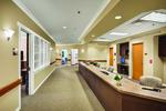 Hospice of Northeastern Illinois nurses station