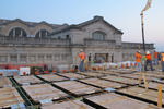 Saint Louis Art Museum under construction