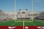 IU North End Zone