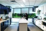 Wilton Brands office test kitchen