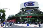 Wrigley Field renovated entrance