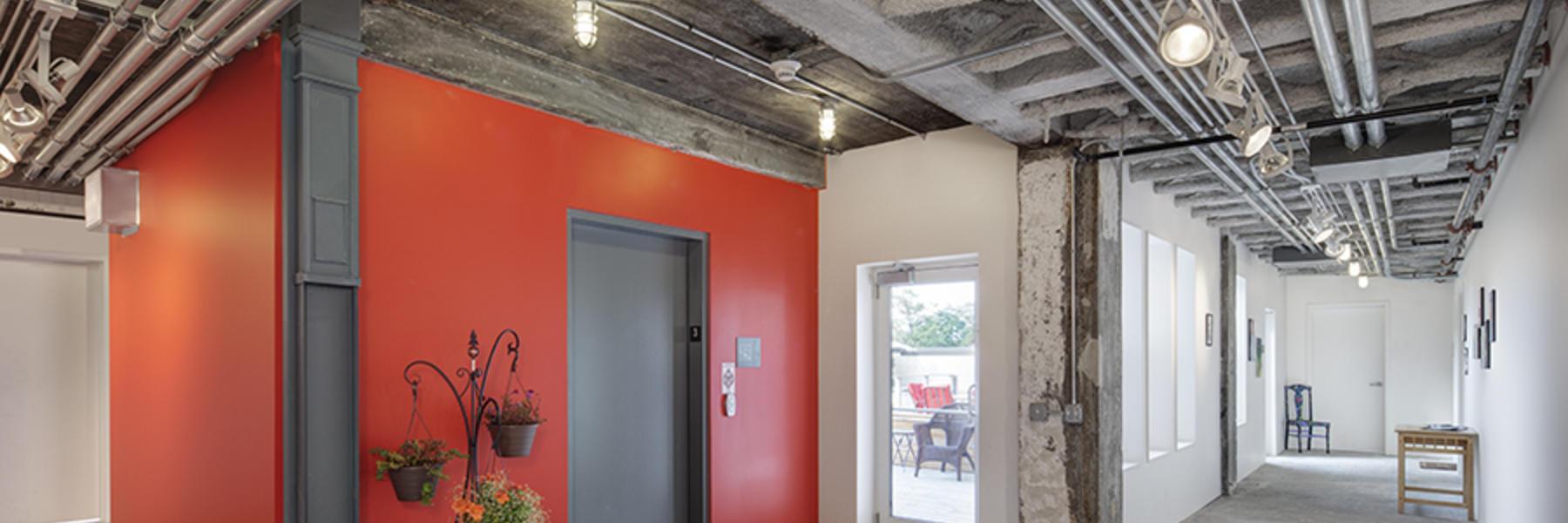 Karcher Artspace Lofts | Pepper Construction