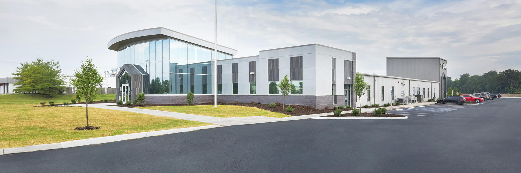 AgReliant Genetics Headquarters Renovation