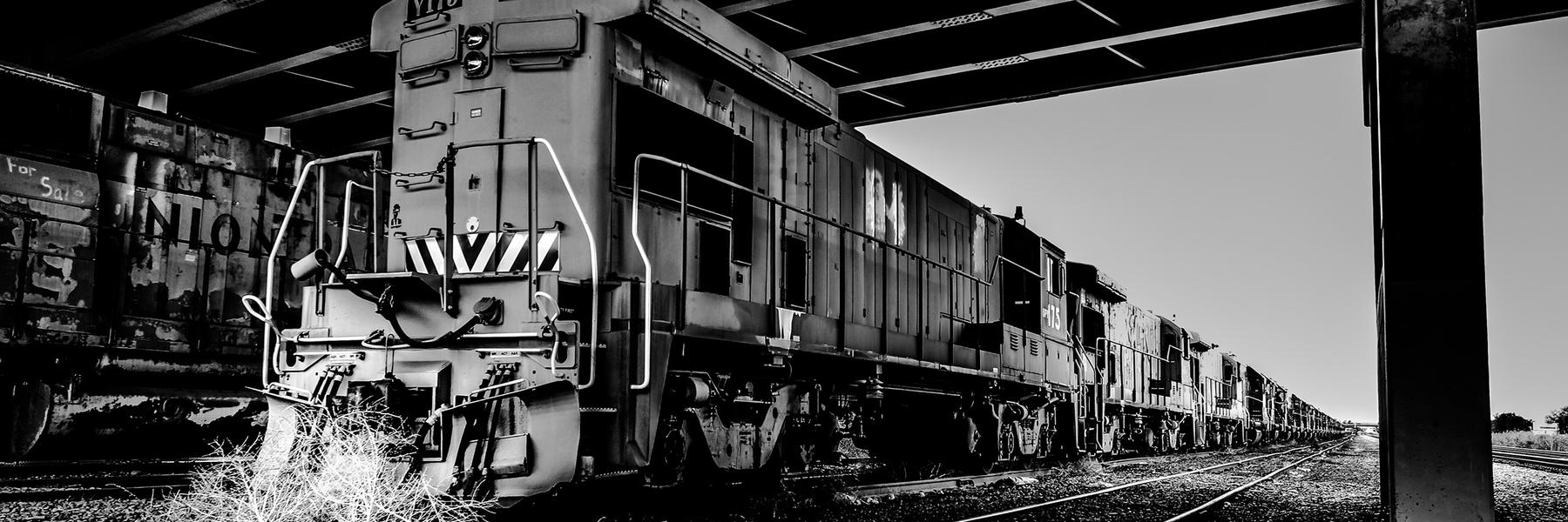 Black-White-Train-Unsplash
