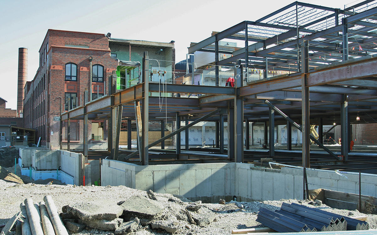 New Trier High School West Campus Expansion