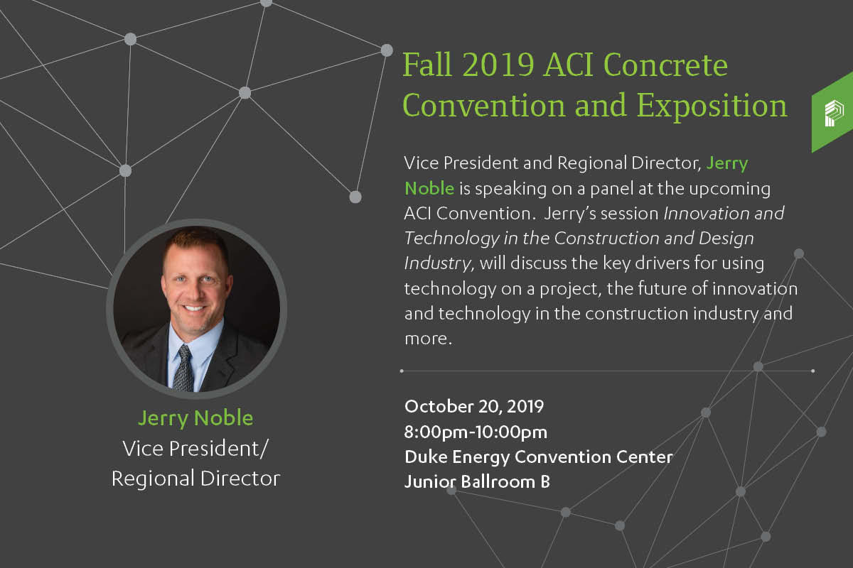 Fall 2019 ACI Concrete Convention and Exposition