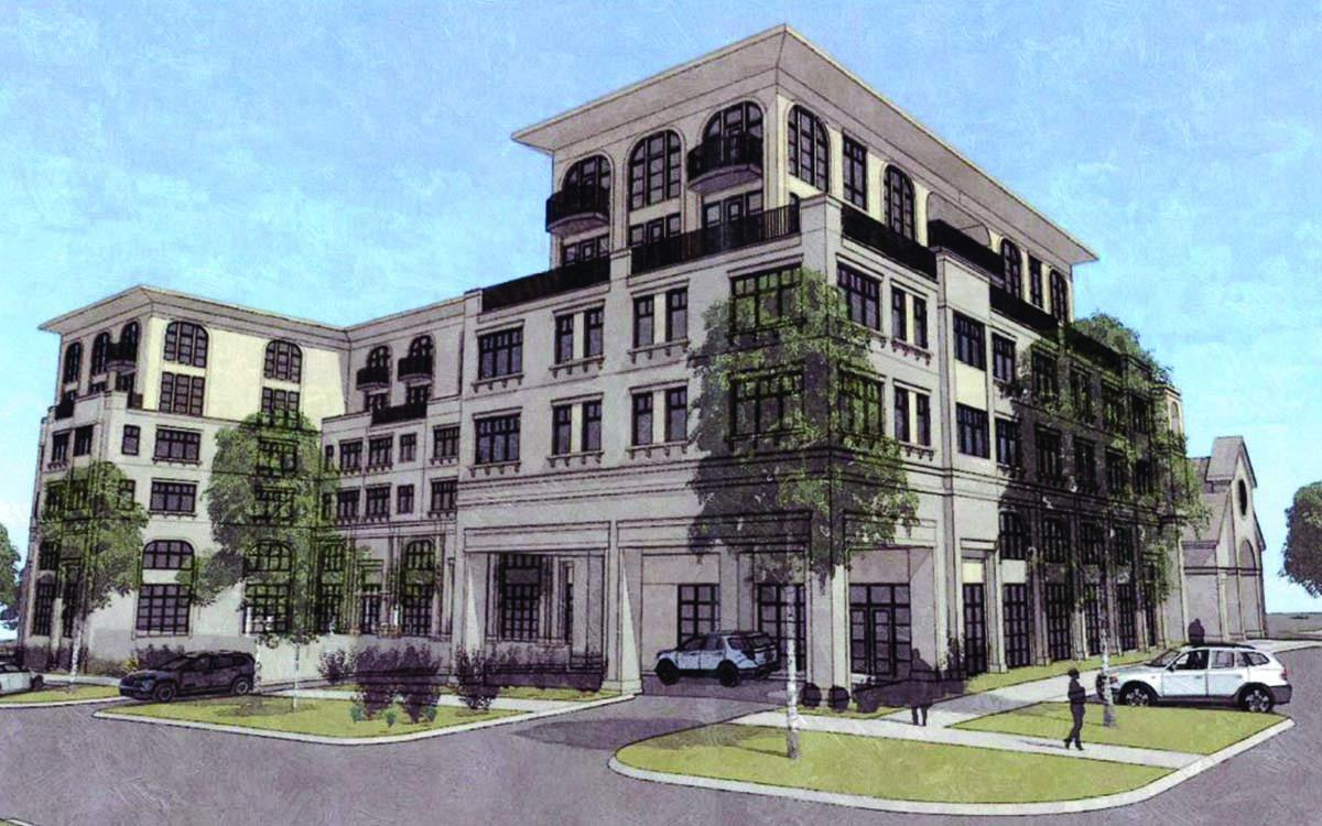 St. Rita's Square | Pepper Construction