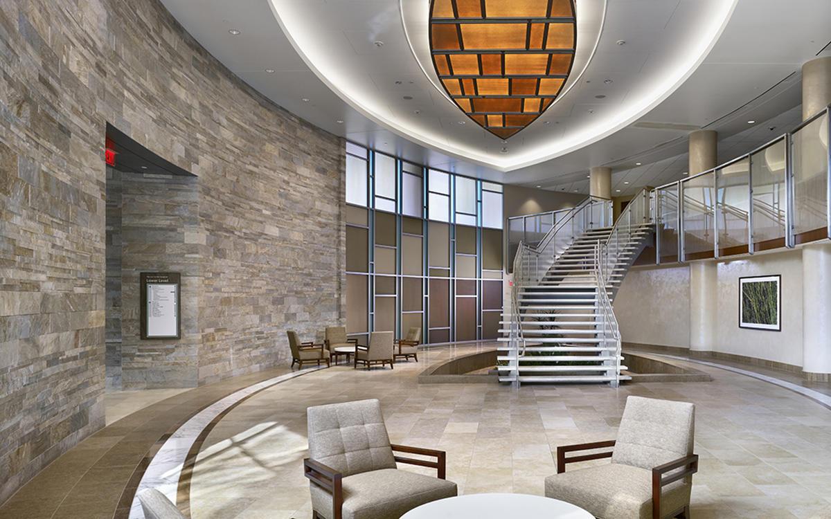 Central DuPage Hospital Bed Pavilion | Pepper Construction