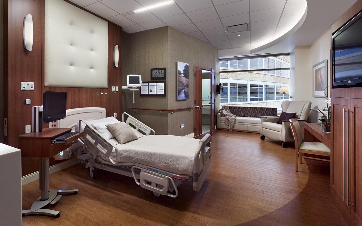 CDH Patient Room