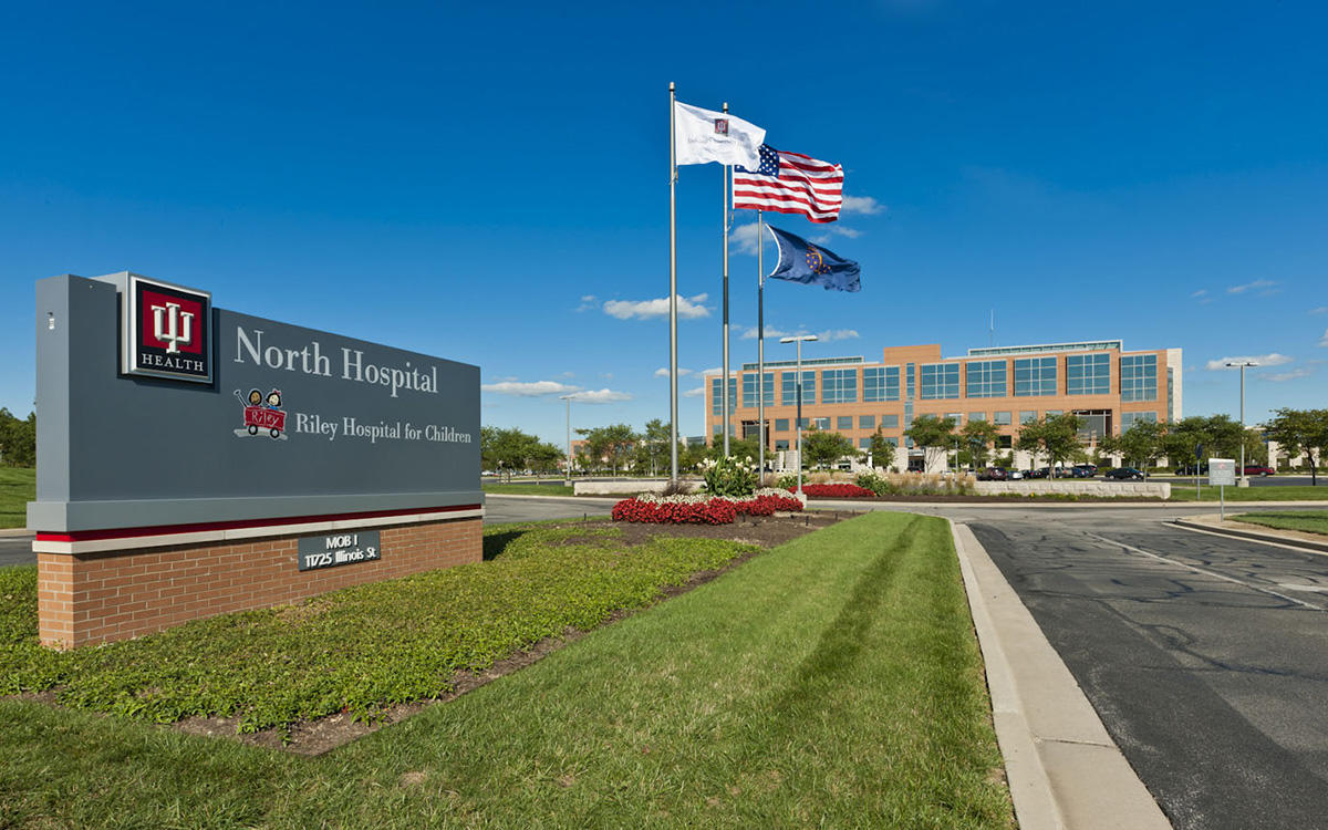 Indiana University Health North Hospital | Pepper Construction