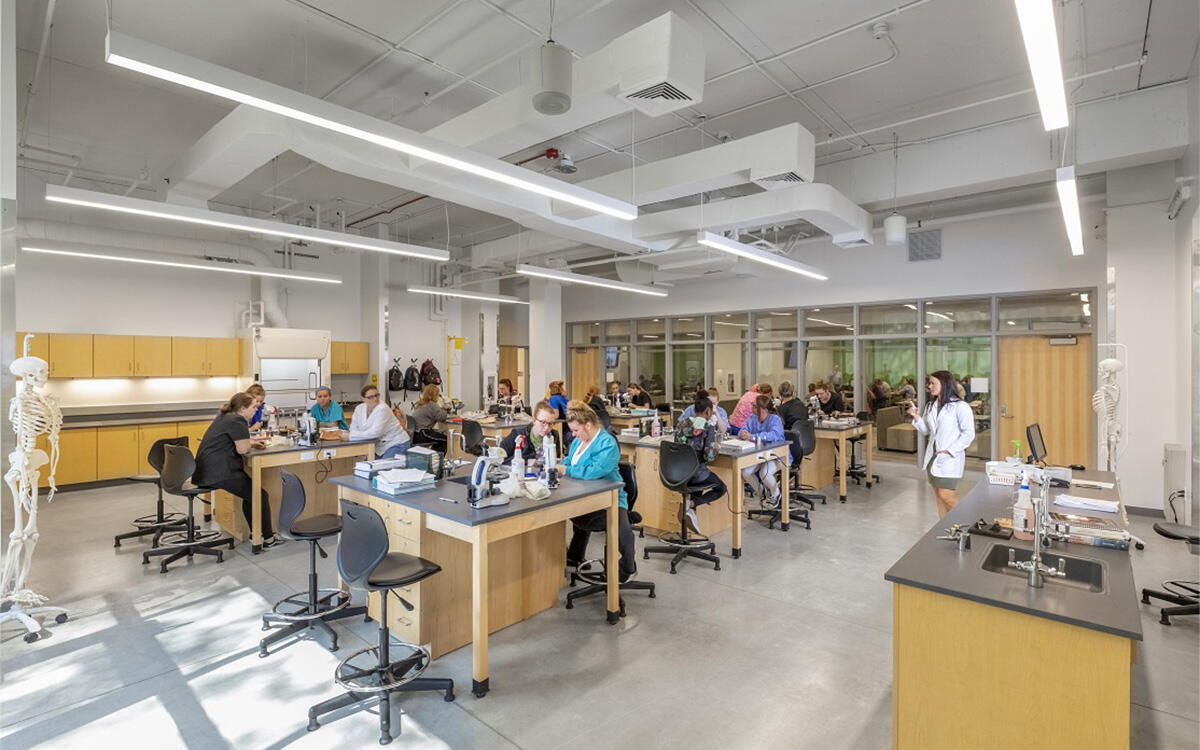 Ivy Tech Community College Muncie Campus Construction Projects