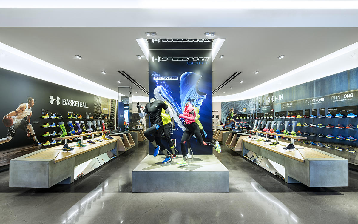 under armour outlet store near me