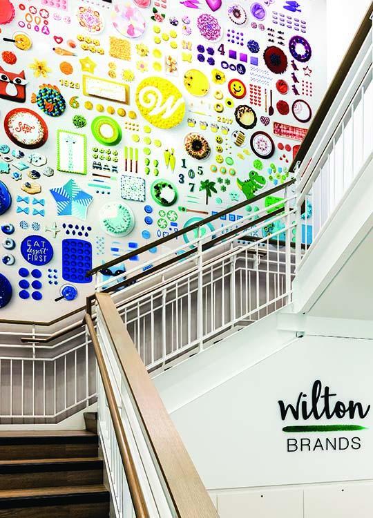 Wilton Brands   Pepper Construction