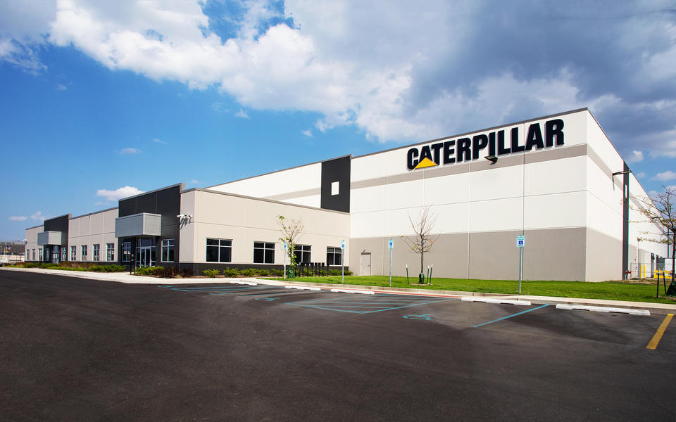 Caterpillar Distribution Center