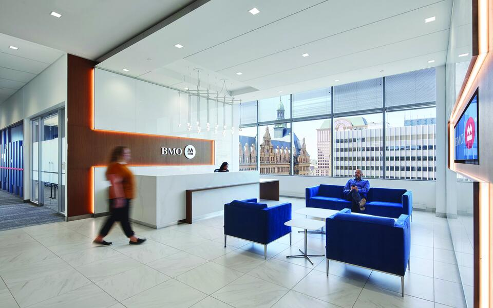 BMO Milwaukee Office