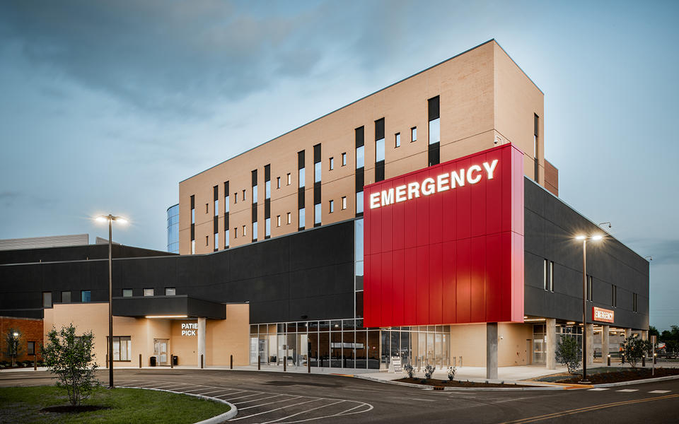 Community Hospital East Emergency Room