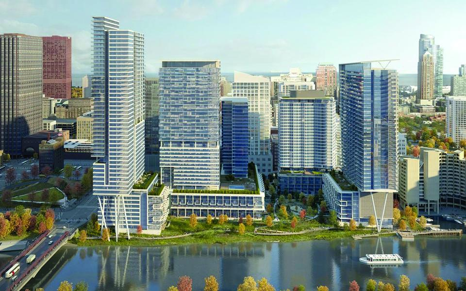 Riverline rendering