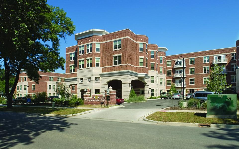 Three Crowns Park retirement community