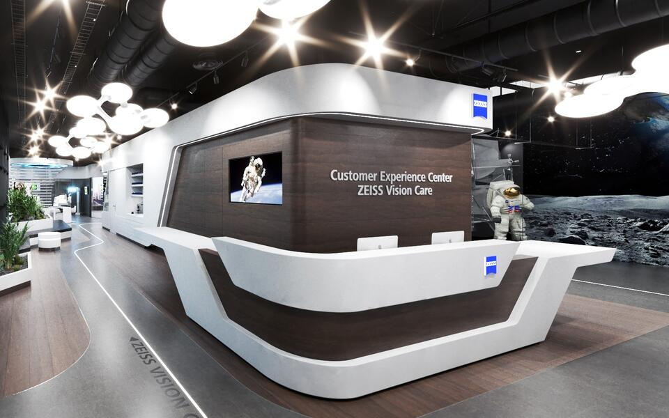 ZEISS Customer Experience Center