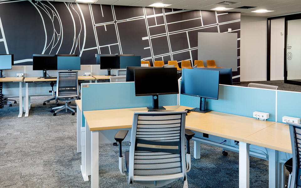 Willis Towers Watson Office Renovation